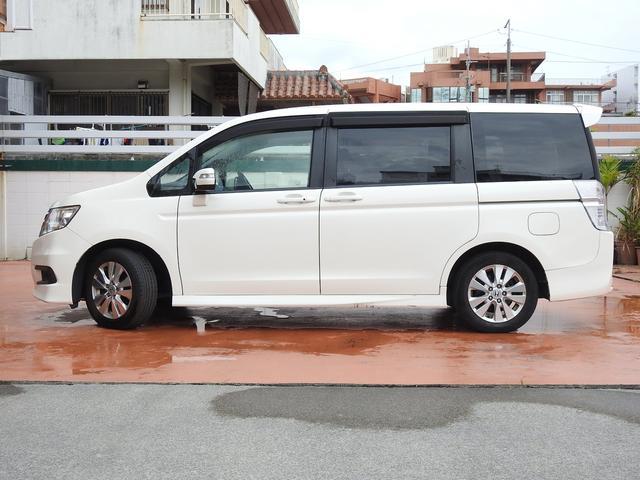 「ホンダ」「ステップワゴンスパーダ」「ミニバン・ワンボックス」「沖縄県」の中古車5