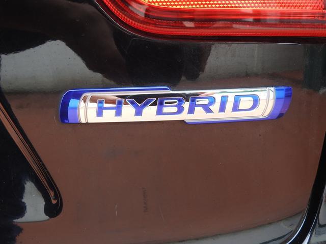 人気のハイブリッド車