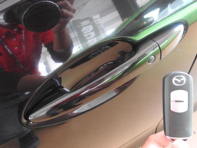 13-スカイアクティブ スタイリッシュコンフォートパッケージ 修復歴なし スマートキー パイオニアメモリーナビ フルセグTV CD/DVD Bluetooth オーディオステアリングスイッチ ETC アイドリングストップ(7枚目)