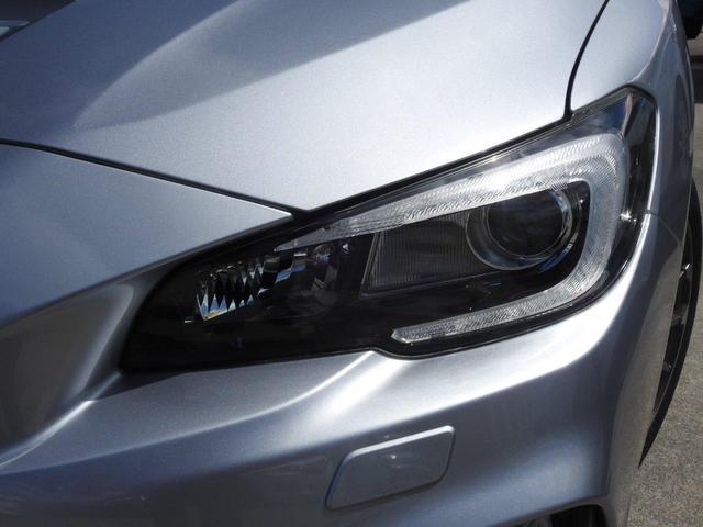1.6STIスポーツアイサイト 修復歴なし ターボ車 衝突被害軽減ブレーキ プッシュスタート LEDライト サンルーフ レザーシート パワーシート ビハインドカメラ ケンウッドSDナビ フルセグTV CD/DVD/SD/USB/BT(4枚目)