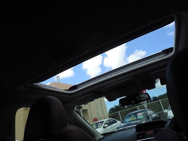1.6STIスポーツアイサイト 修復歴なし ターボ車 衝突被害軽減ブレーキ プッシュスタート LEDライト サンルーフ レザーシート パワーシート ビハインドカメラ ケンウッドSDナビ フルセグTV CD/DVD/SD/USB/BT(39枚目)