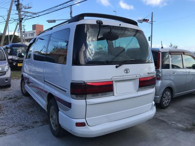 「トヨタ」「レジアス」「ミニバン・ワンボックス」「沖縄県」の中古車4