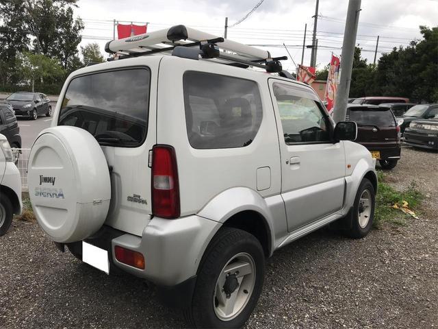 「スズキ」「ジムニーシエラ」「SUV・クロカン」「沖縄県」の中古車2