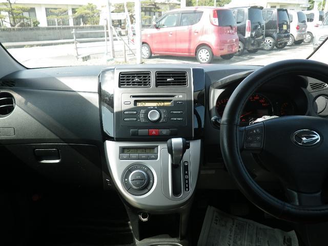 RSターボ キーフリー レザー調シートカバー HIDライト(20枚目)