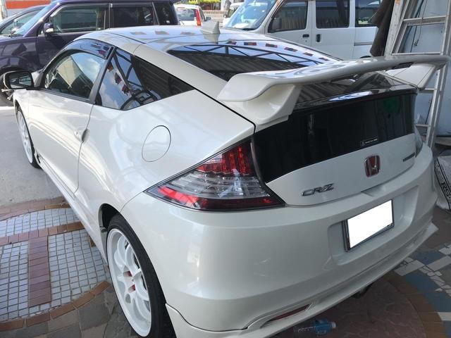 「ホンダ」「CR-Z」「クーペ」「沖縄県」の中古車4