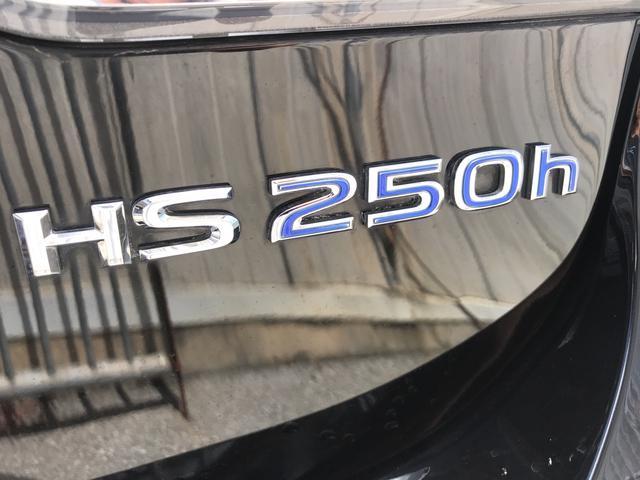 HS250h バージョンC ナビTV クルーズコントロール(9枚目)