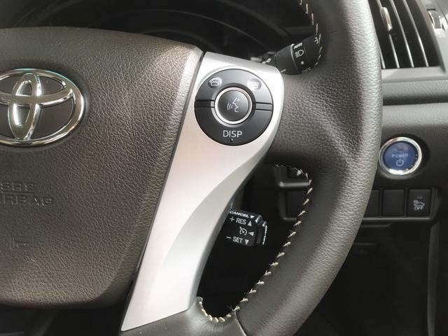 右側はメーター廻り操作スイッチです。