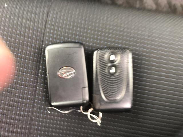 カスタム X キーフリー ベンチシート 盗難防止装置 アイドリングストップ(24枚目)