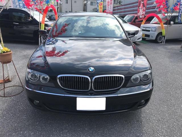 BMW、7シリーズ740i入庫しました!!