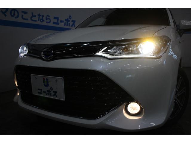 フロントロアグリルや、LEDクリアランスランプを採用することで、存在感を強調