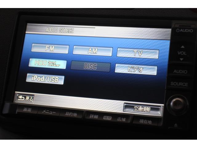 α パドルシフト クルコン 純正HDDナビ 純正エアロ(15枚目)