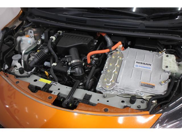 e-パワーX OP10年保証対象車 アラウンドビューモニター(9枚目)