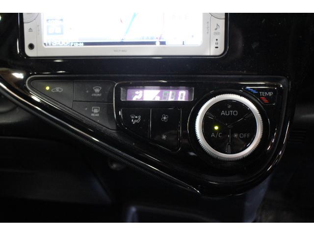 暑い日も寒い日も快適なドライブを!nanoe付きオートエアコン機能!