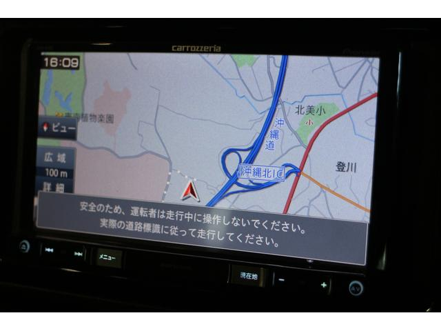 CD/DVD/フルセグTV機能付きナビ