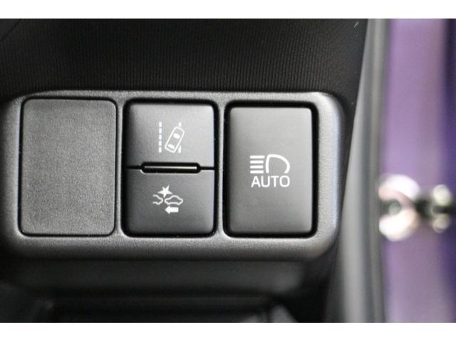 充実の安全装備、トヨタセーフティセンスC