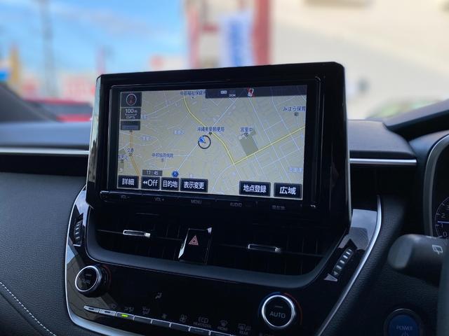 ハイブリッドG OP10年保証対象 純正ナビ(フルセグTV/DVD/CD/Bluetooth) レーダークルコン トヨタセーフティーセンス コーナーセンサー スマートキー&プッシュスタート(11枚目)