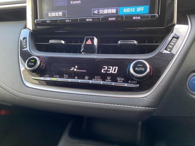 ハイブリッドG OP10年保証対象 純正ナビ(フルセグTV/DVD/CD/Bluetooth) レーダークルコン トヨタセーフティーセンス コーナーセンサー スマートキー&プッシュスタート(14枚目)