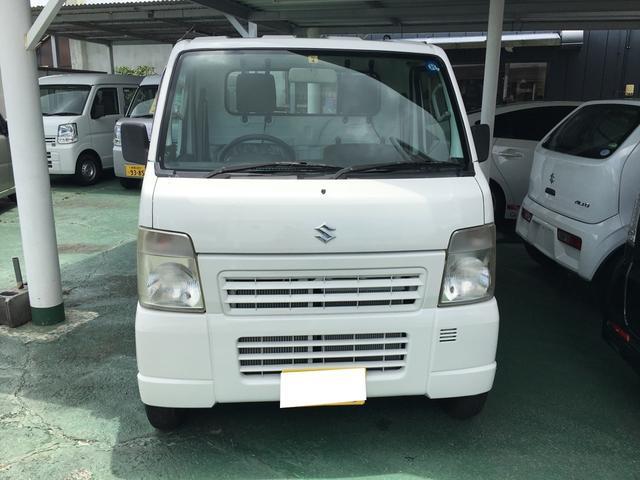 「スズキ」「キャリイトラック」「トラック」「沖縄県」の中古車2