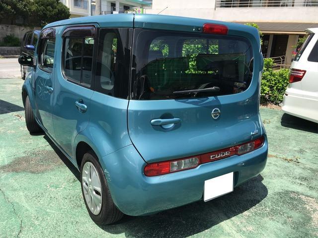 「日産」「キューブ」「ミニバン・ワンボックス」「沖縄県」の中古車6