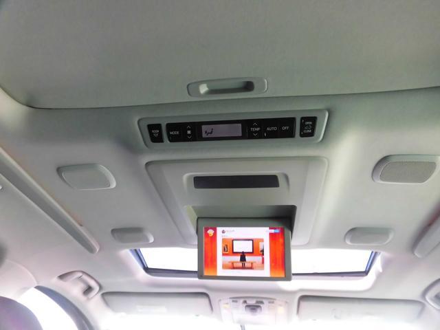 3.5ZプラチナセレクションIIタイプゴルドII スマートキー プッシュスタート フルエアロ 社外アルミ 両側パワースライドドア ナビ TV DVD Bluetooth 3列シート パワーリアゲート(14枚目)