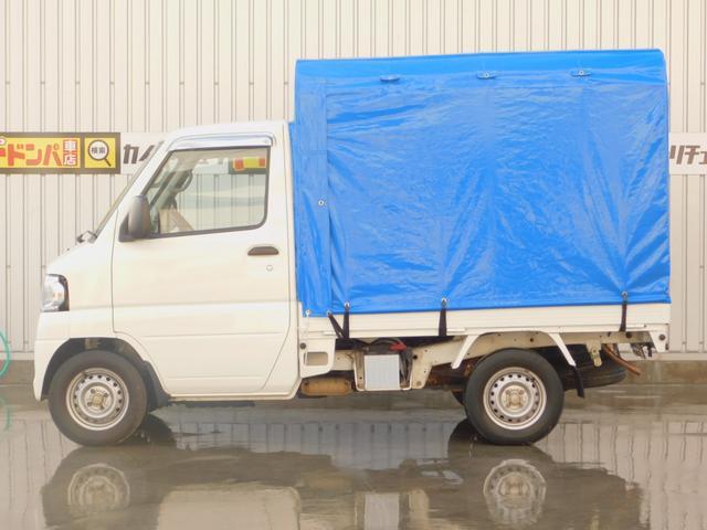 三菱 ミニキャブトラック 保冷車内地中古