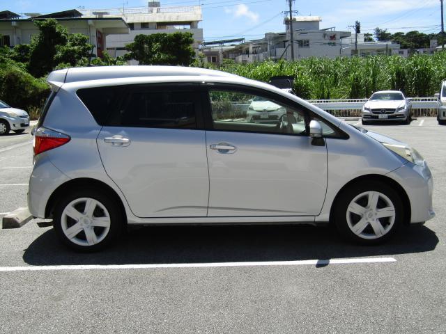 「トヨタ」「ラクティス」「ミニバン・ワンボックス」「沖縄県」の中古車9