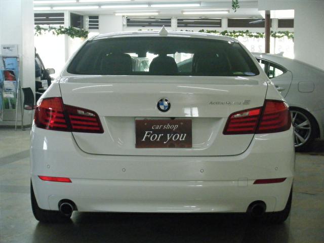 「BMW」「5シリーズ」「セダン」「沖縄県」の中古車3