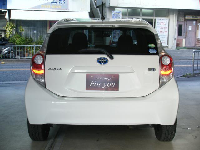 「トヨタ」「アクア」「コンパクトカー」「沖縄県」の中古車3