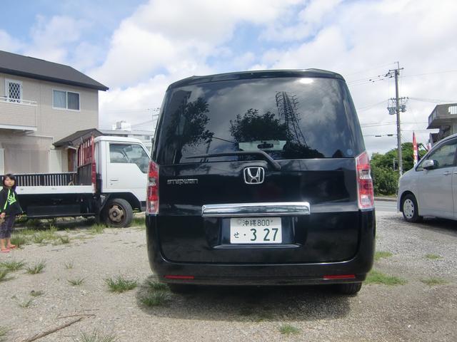「ホンダ」「ステップワゴン」「ミニバン・ワンボックス」「沖縄県」の中古車3