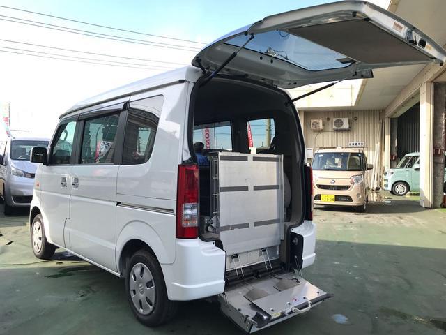 福祉車両 スローパー 電動ウインチ(2枚目)