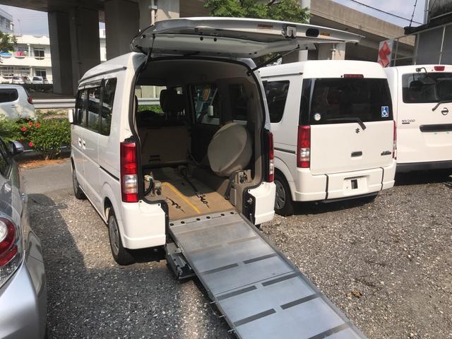 福祉車両 スローパー 車椅子1基載(3枚目)