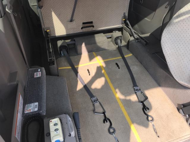 福祉車両 スローパー 車椅子1基載(7枚目)