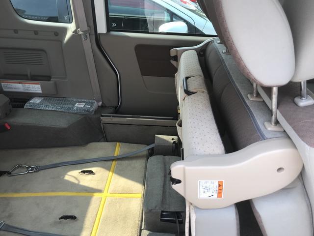 福祉車両 スローパー 車椅子1基載(19枚目)