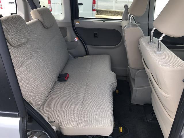 福祉車両 後部スローパー 車椅子1基載 キーレス CD ベンチシート ナビ 両側スライドドア(19枚目)
