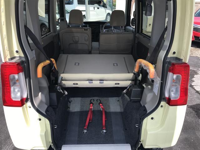 福祉車両 後部スローパー 車椅子1基載 キーレス CD ベンチシート アイドリングストップ 両側スライドドア(5枚目)