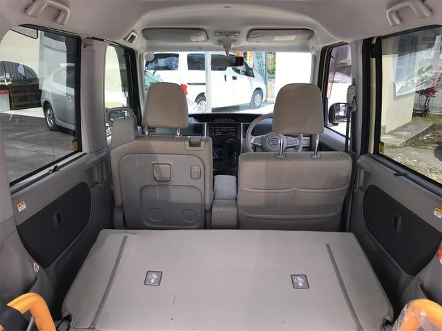 福祉車両 後部スローパー 車椅子1基載 キーレス CD ベンチシート アイドリングストップ 両側スライドドア(9枚目)