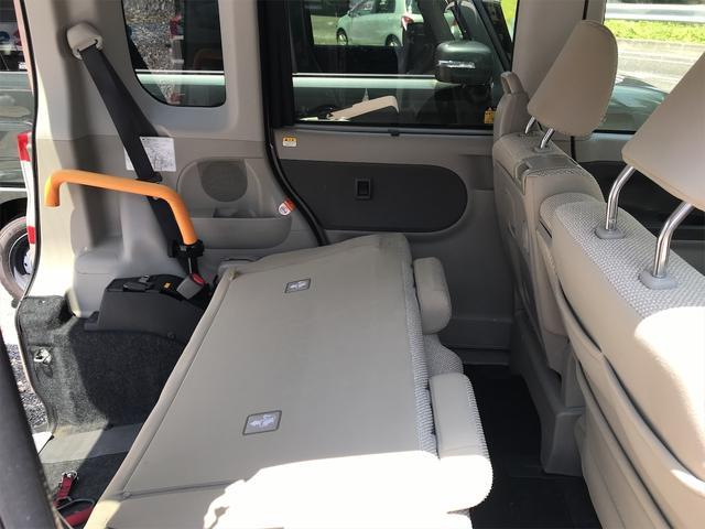 福祉車両 後部スローパー 車椅子1基載 キーレス ベンチシート 両側スライドドア アイドリングストップ(17枚目)