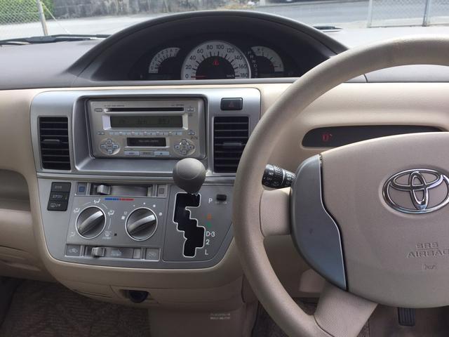 トヨタ ラウム Cパッケージ パワースライドドア