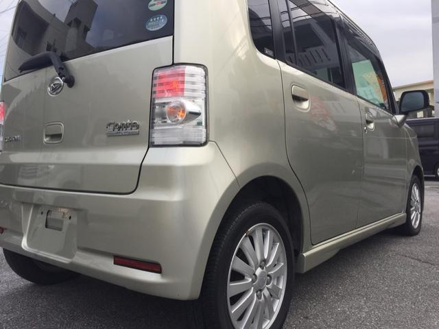 カスタム X本土車2年保証スマートキー(4枚目)