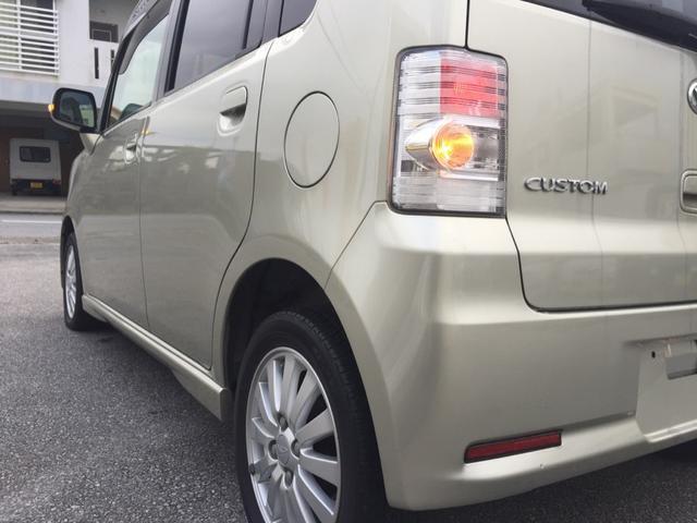 カスタム X本土車2年保証スマートキー(5枚目)
