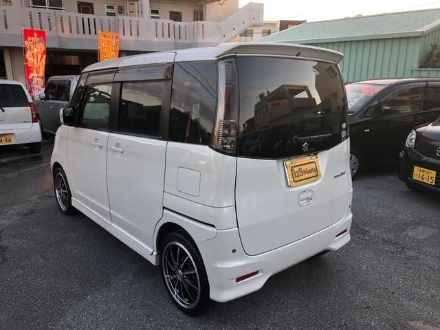 「スズキ」「パレットSW」「コンパクトカー」「沖縄県」の中古車9