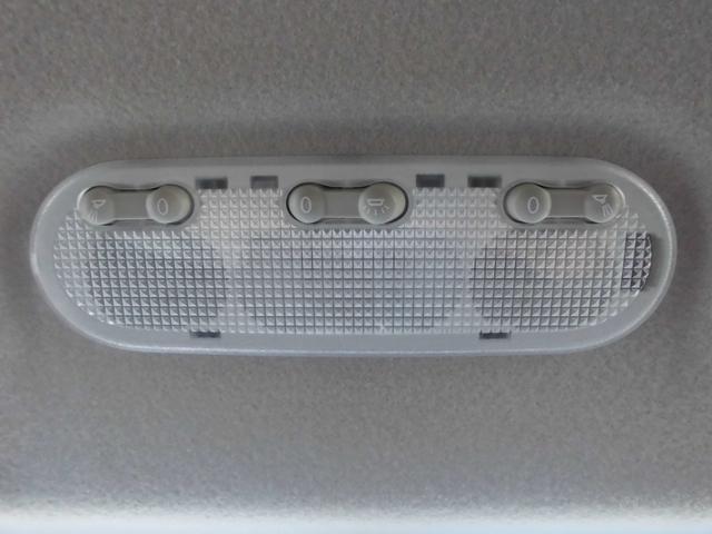 マップランプはドア連動で夜間の乗降りの際に点灯も出来ます