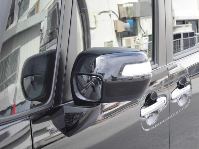 ドアミラーウインカーは【ピタ駐ミラー】で死角になりやすい左全面も運転席から確認出来ます、