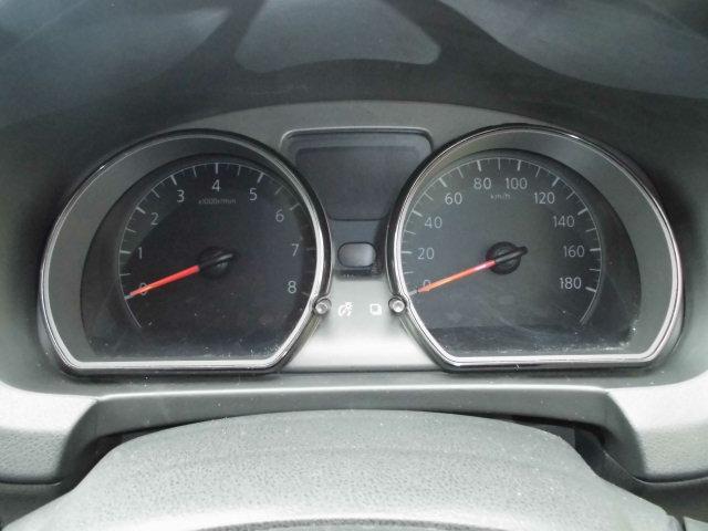 燃費表示機能や航続可能距離の表示「ファインビジョンメーター」