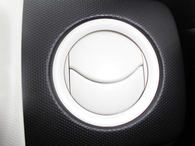 エアコンサイドルーバーは丸目のオシャレなデザイン