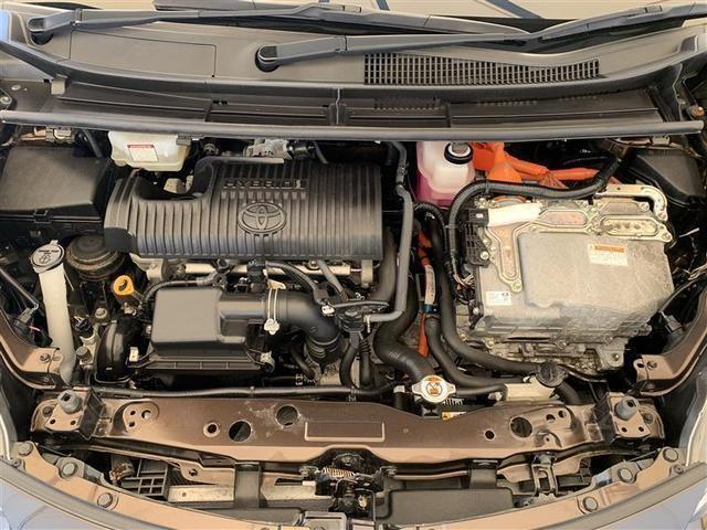 ハイブリッド ファンベースG バックカメラ 衝突被害軽減システム ETC 両側電動スライド ウオークスルー 3列シート 記録簿 アイドリングストップ(7枚目)