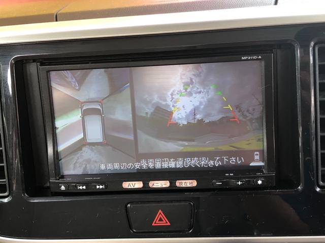 X 両側電動スライド 純正フルセグTVナビ プッシュスタート(12枚目)