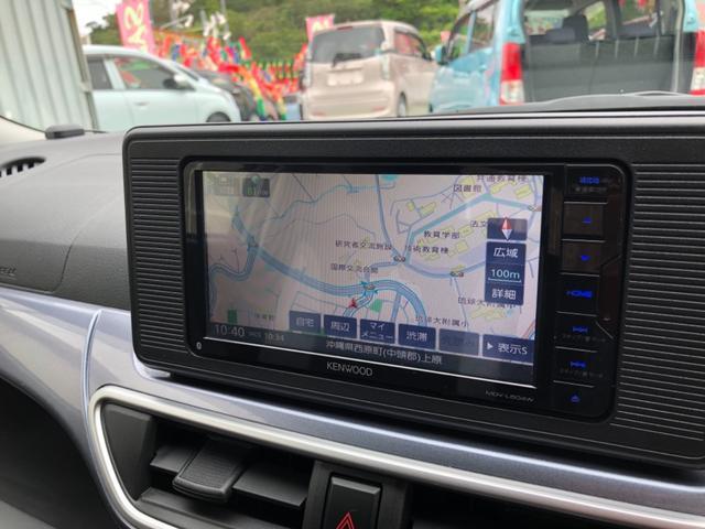 アクティバX フルセグTVナビ Bluetooth ETC付(9枚目)