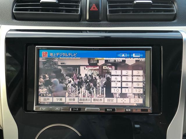M ワンオーナー 社外ナビTV付き タッチパネル式オートAC(14枚目)