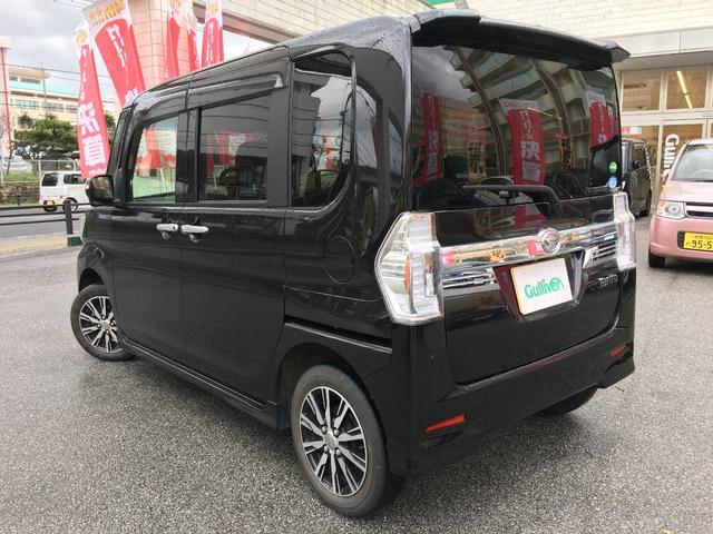 ダイハツ タント カスタムX トップエディションSAII